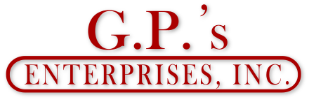 G.P.'s Enterprises, Inc. Logo